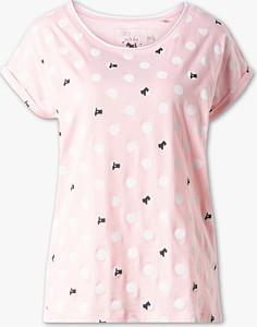 Różowa piżama The Lingerie w stylu casual