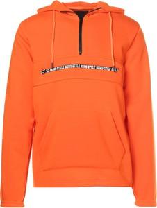 Pomarańczowa bluza Multu