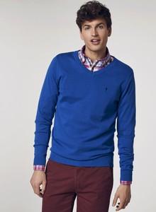Sweter Ochnik z bawełny