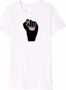 Bluzka Emanzipation I Frauen I T-shirt Geschenk z okrągłym dekoltem w młodzieżowym stylu