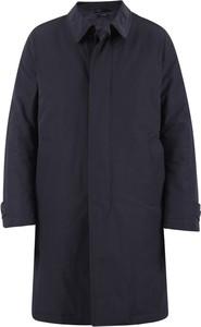 Niebieski płaszcz męski Tom Ford