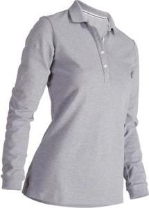 T-shirt Inesis z bawełny w stylu casual z długim rękawem