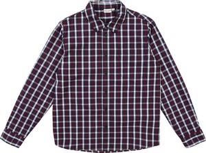 Koszula dziecięca Name it z bawełny w krateczkę