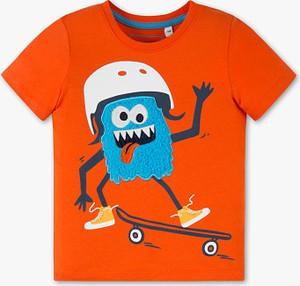 Koszulka dziecięca Palomino z krótkim rękawem z bawełny