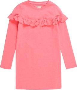 Różowa sukienka dziewczęca Kids Only