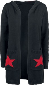 Czarny sweter Red By Emp