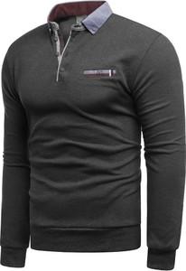 Czarny sweter Risardi