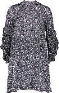 Sukienka Replay oversize mini w stylu casual