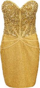 Żółta sukienka La Poudre™