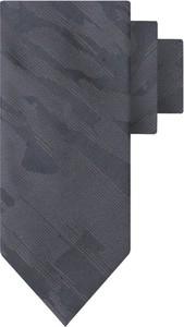 Granatowy krawat Hugo Boss