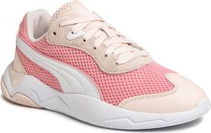 Sneakersy Puma na platformie