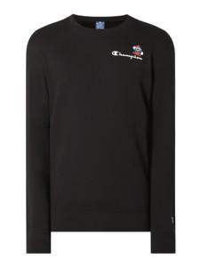 Bluza Champion z nadrukiem z bawełny w sportowym stylu