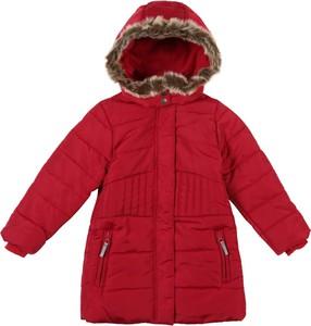 Czerwony płaszcz dziecięcy Blue Seven