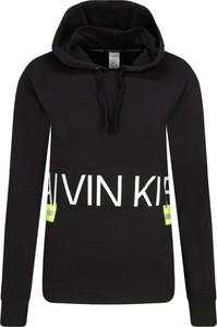 Bluza Calvin Klein Underwear krótka w młodzieżowym stylu