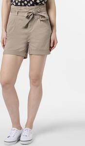 Brązowe szorty Vero Moda w stylu casual