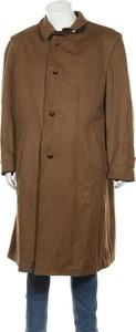 Zielony płaszcz męski Steinbock