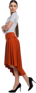 Spódnica Rennwear z bawełny
