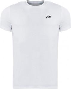 T-shirt 4F z krótkim rękawem z bawełny