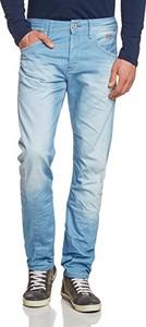 Błękitne jeansy jack & jones