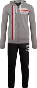Dres Emporio Armani w sportowym stylu z bawełny