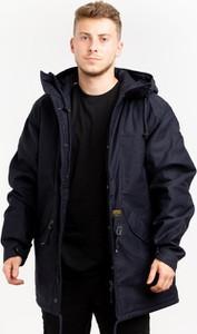 Niebieska kurtka Carhartt WIP w stylu casual