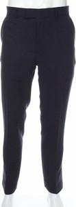 Granatowe spodnie Tailoring