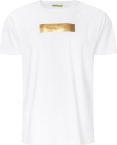T-shirt Versace Jeans z krótkim rękawem w stylu casual