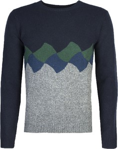 Sweter Antony Morato z tkaniny
