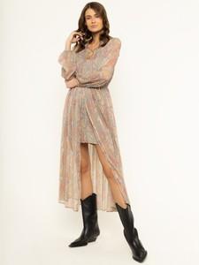 Sukienka Pepe Jeans z długim rękawem