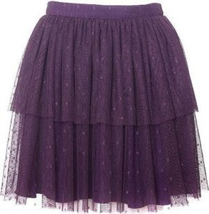 Spódnica JO-LI w stylu casual z tiulu mini