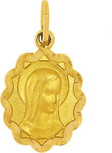 8a9804ac231d2d producent niezdefiniowany Medalik złoty zawieszka Matka Boska 585