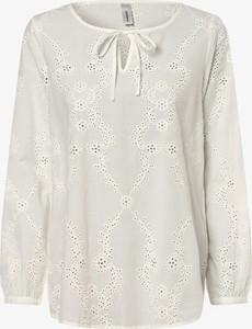 Bluzka Soyaconcept w stylu casual z długim rękawem z bawełny