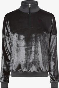 Czarna bluza Champion w stylu casual krótka