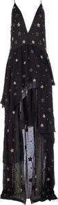 Czarna sukienka Amiri