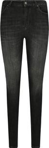 Czarne jeansy Silvian Heach w stylu casual