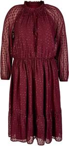 Sukienka Rock Your Curves By Angelina K. w stylu casual mini