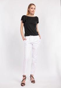 Spodnie Cotton Club z bawełny