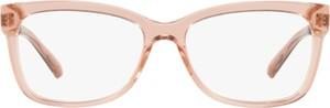 Różowe okulary damskie Michael Kors