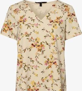 Bluzka Vero Moda z krótkim rękawem w stylu casual