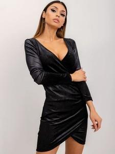 Sukienka PANTOFELEK-botki.pl z weluru