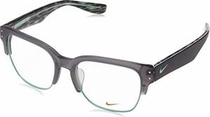 amazon.de Nike – Nike 35 KD by Kevin Durant, prostokątny, octan/metalu, męskie okulary, przezroczysty Grey (068 K), 55/19/140
