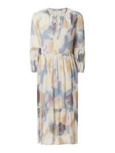 Sukienka Jake*s Collection z długim rękawem w stylu casual maxi
