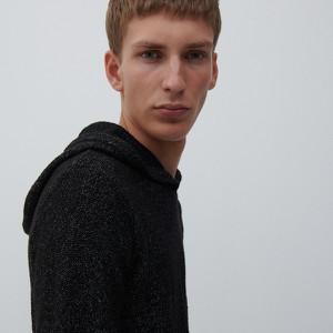 Sweter Reserved w stylu casual z okrągłym dekoltem