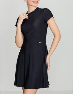 Sukienka LENITIF z krótkim rękawem mini