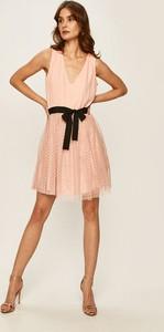 Sukienka Liu-Jo mini na ramiączkach
