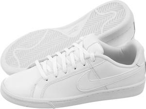 Buty Nike Court Royale (GS) 833535-102 (NI734-e)