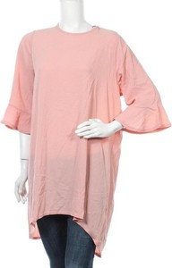 Bluzka Yours z okrągłym dekoltem w stylu casual