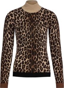 Brązowy sweter Liu-Jo w stylu casual