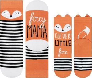 Zestaw SOXO Foxy mama/ Clever little fox