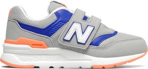 Buty sportowe dziecięce New Balance dla chłopców na rzepy